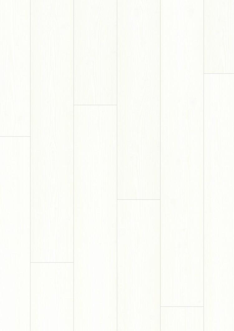 Ламинат доска белая Quick-Step Impressive