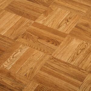 Блочный паркет Coswick Uniblock Flooring Орех / Chestnut