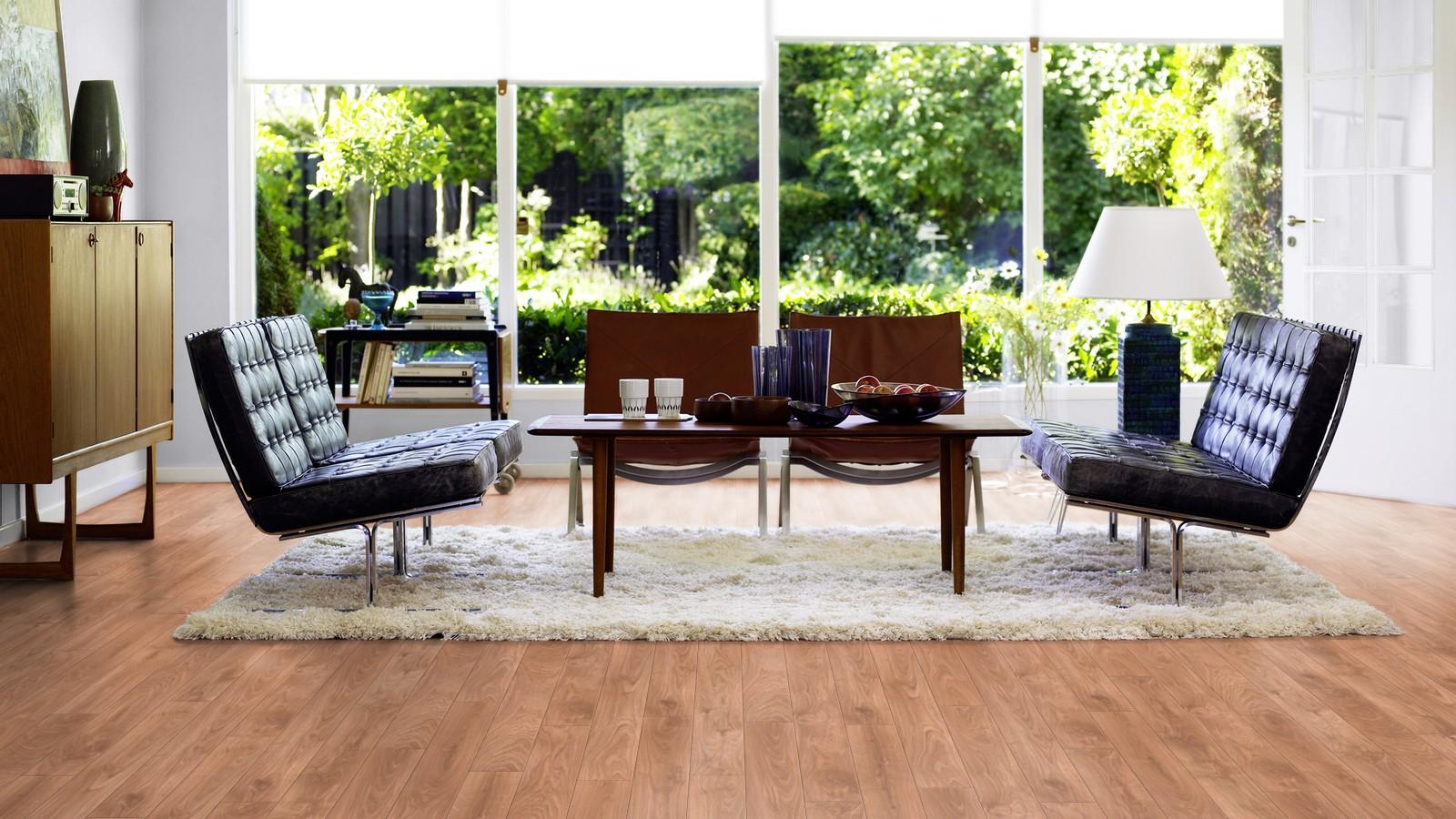Современные напольные покрытия для дома и квартиры