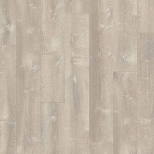 Винил ПВХ Quick-Step коллекция Pulse Click Дуб песчаный теплый серый