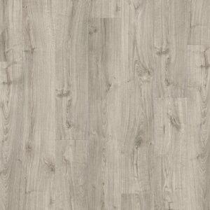 Винил ПВХ Quick-Step коллекция Pulse Click Дуб осенний теплый серый