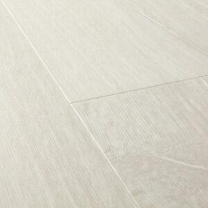 Дуб фантазийный белый ламинат Quick-Step