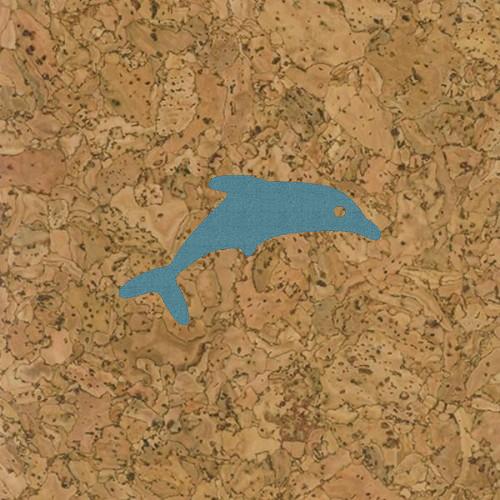 пробка декоративная дельфин
