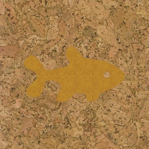 пробка декоративная рыбка