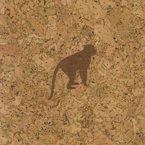 пробка декоративная обезьянка