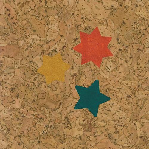 пробка декоративная звезды