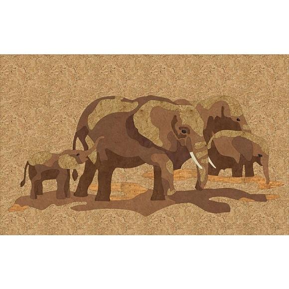 пробковая розетка слоны