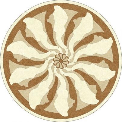 пробковая розетка круглая