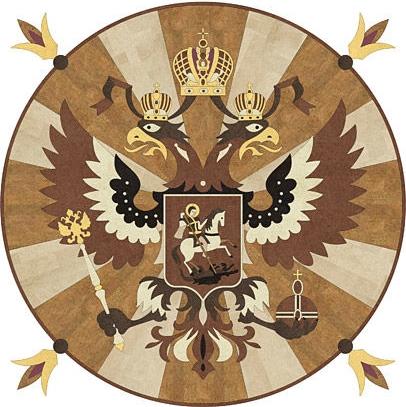пробковая розетка герб