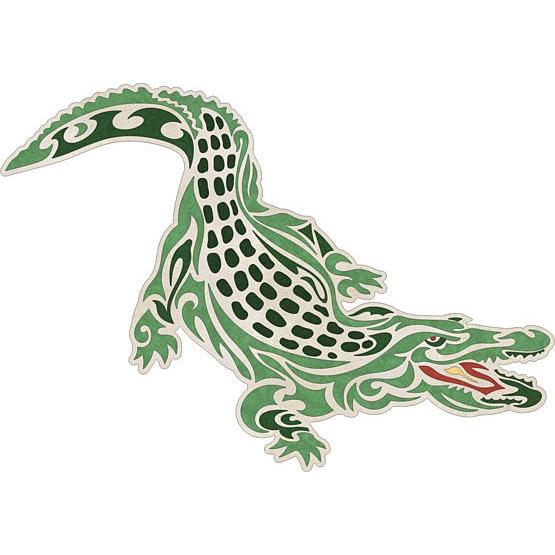пробковая розетка крокодил