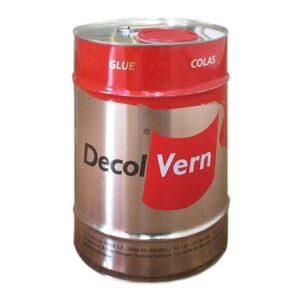 Клей для пробки Decol Vern 5 л.