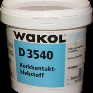 Клей для пробки Wakol D 3540 0,8 кг.