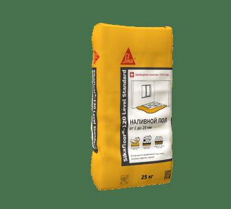 Наливной пол Sikafloor-120 Level Standard