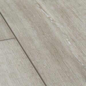 Винил ПВХ Quick-Step коллекция Balance Glue Plus Дуб каньон серый пилёный