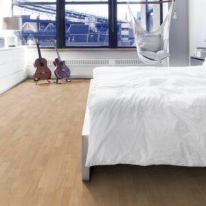 Oak Select White Oiled 3S паркетная доска Upofloor